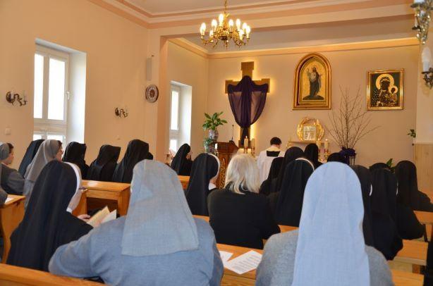 Skupienie Sióstr w Ostrowie
