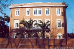 Dom Generalny wejście główne