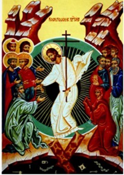 Obraz Zmartwychwstanie Jezusa