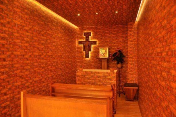 Pustelnia św. Franciszka w Puszczykowie
