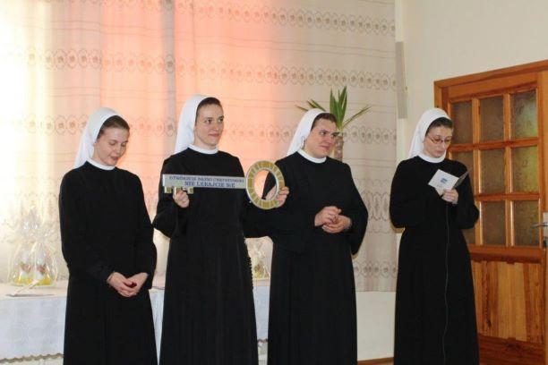 Siostry Nowicjuszki