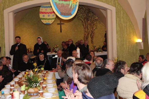Wielkanoc z Ubogimi
