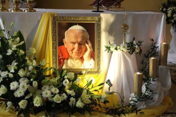 Zdjęcie Jan Paweł II
