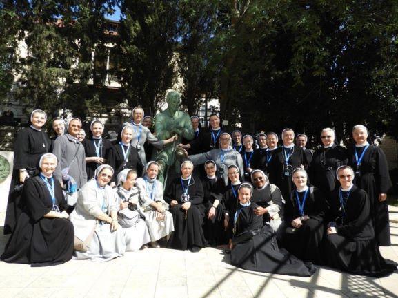 Zdjęcie grupowe Jerozolima