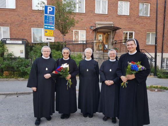 Zdjęcie grupowe Szwecja