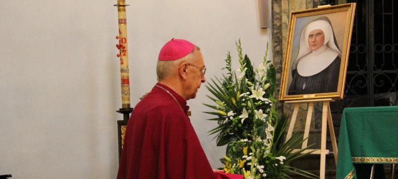 zdjęcie z z uroczystości rozpoczęcia beatyfikacji