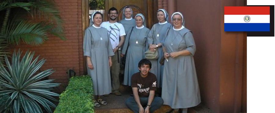 zdjęcie sióstr w Paragwaju