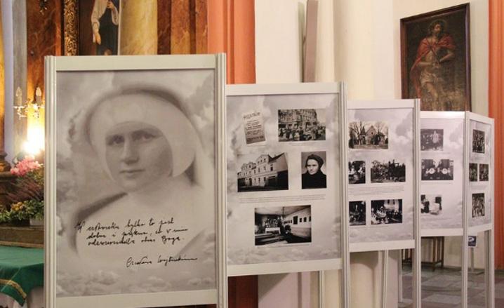 wystawa o siostrze Włodzimirze