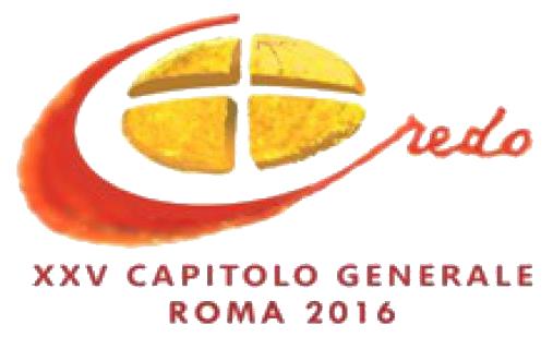 Logo Kapituły Generalnej 2016