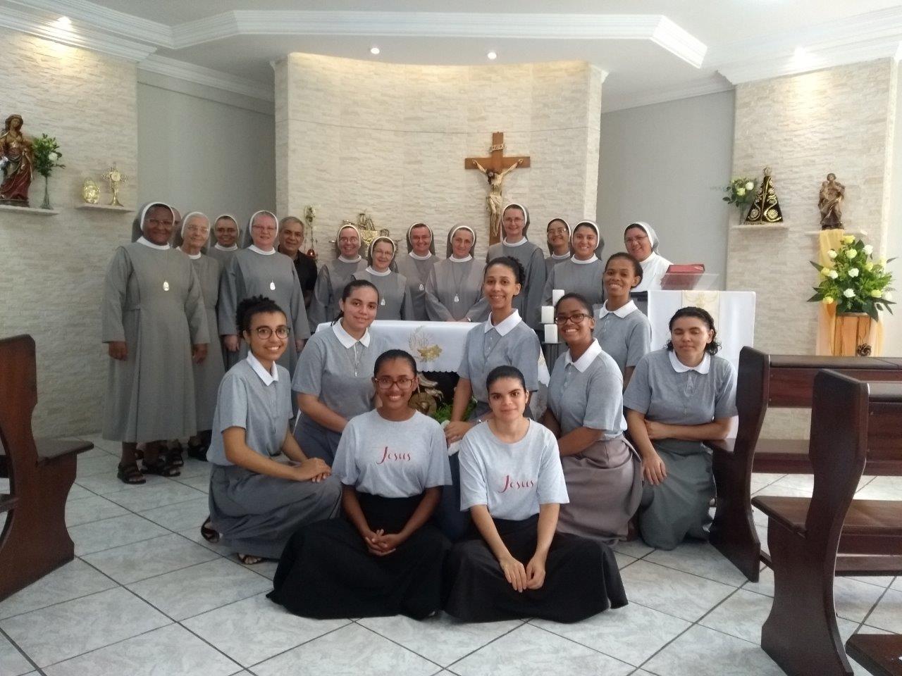 Siostry w Brazylii 29 lat